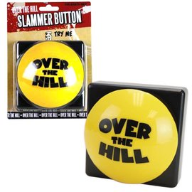 Big Mouth Toys Over The Hill - Slammer Button