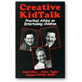 Samuel Patrick Smith Book - Creative Kid Talk by David Ginn- Steve Taylor and Samuel Patrick Smith (M7)