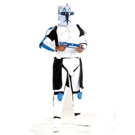 Rubies Costume Company Deluxe Clone Trooper Leader Rex - Star Wars Clone Wars xl