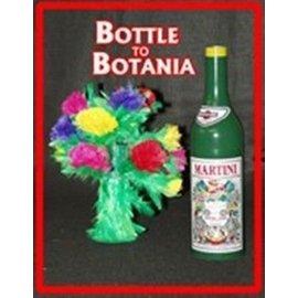 Sadik And Company Vanishing Martini Bottle To Botania