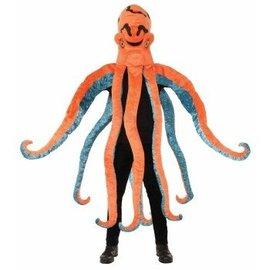 Forum Novelties Octopus Mascot - Adult One Size (/373)