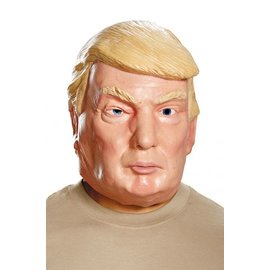 Disguise The Candidate Deluxe Mask - Trump