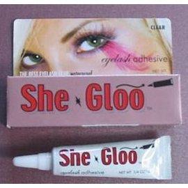 Troika She Gloo - Eyelash Adhesive, Clear