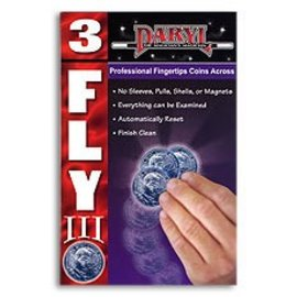 Daryl The Magician's Magician 3 Fly III with DVD by Daryl