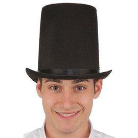 Jacobson Hat Company Felt Lincoln Stovepipe Hat
