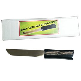 Premium Magic Knife through Arm by Premium Magic - Trick