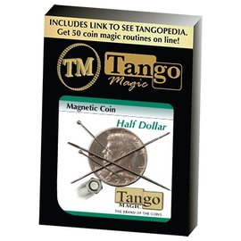 Tango Magnetic Half Dollar Coin (D0025)