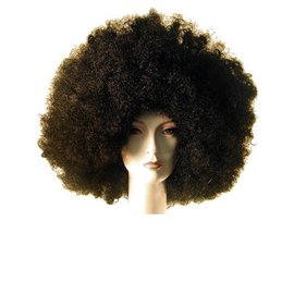 Lacey Costume Wig Deluxe Afro Black Wig