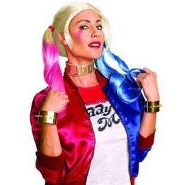 Rubies Costume Company Harley Quinn Jewelry Set