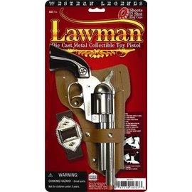 Parris Manufacturing Cap Gun Western Lawman