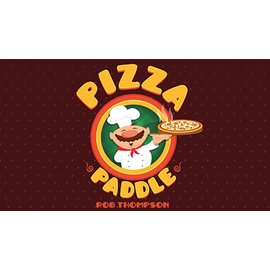 AmazeKids Pizza Paddle - Gimmicks and Online Instructions by Rob Thompson
