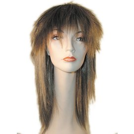 Lacey Costume Wig Tina, Deluxe - Auburn Wig