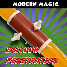 Modern Magic Balloon Penetration