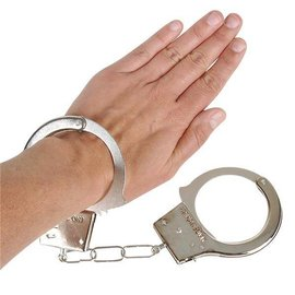 rhode island novelty Handcuffs Economy Quick Release (C12)