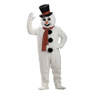 Rubies Costume Company Snowman Full Costume - Adult One SIze