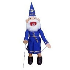 Wizard Puppet 28 inch