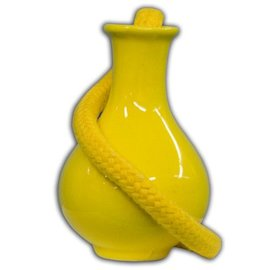 India Anti Gravity Bottle, Deluxe - Ceramic