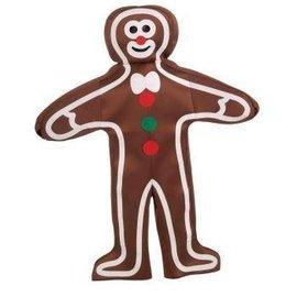 Forum Novelties Gingerbread Man - Adult Standard