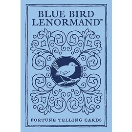 U.S. Games Blue Bird Lenormand Tarot
