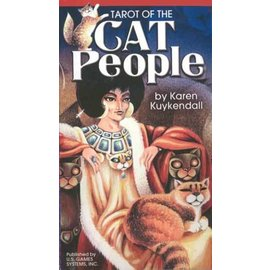 U.S. Games Tarot of the Cat People Tarot