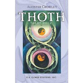 U.S. Games Thoth Tarot Deck (Small)