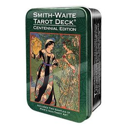 U.S. Games Smith-Waite Tarot Tin (Centennial Edition)