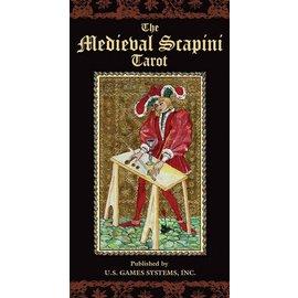 U.S. Games Medieval Scapini Tarot