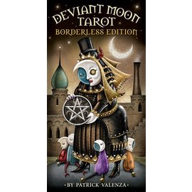U.S. Games Deviant Moon Tarot (Borderless Edition)