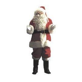 Halco Santa Hat - Elite Plush