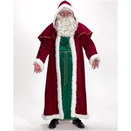 Halco Old Saint Nick, Santa Suit  - Adult One Size