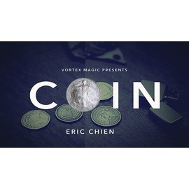 Vortex Magic Vortex Magic Presents COIN by Eric Chien