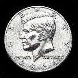 Loftus International Jumbo Coin, Half Dollar - 3 inch  (M10)