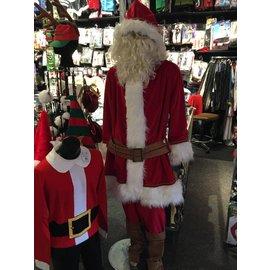 Ronjo Victorian Era Santa Suit - Plus Size