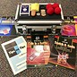 Ronjo Executive Magic Set - 195 Tricks w/case, mat and books