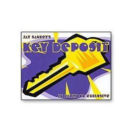 Elmwood Magic Key Deposit by Jay Sankey (M10)