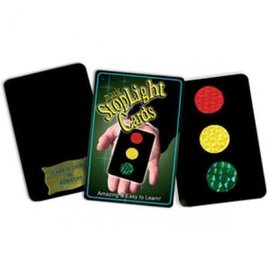 Magic Makers Magic Stop Light Cards (M12)