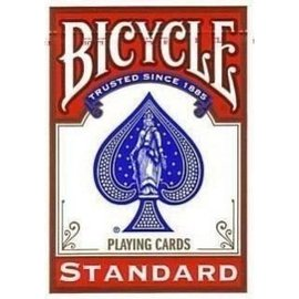 Daytona Magic Professionally Marked Bic Cards, Red (M10)