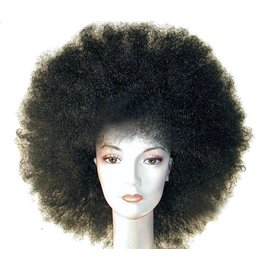 Lacey Costume Wig Discount Jumbo Afro Black Wig