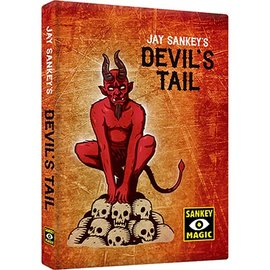 Sankey Magic Devil's Tail (All Gimmicks & DVD) by Jay Sankey - Trick