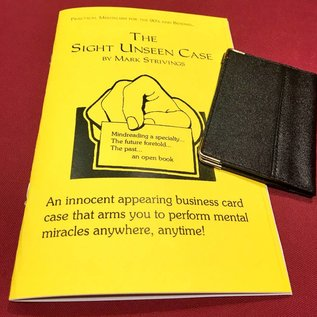 Mark Strivings The Sight Unseen Case aka SUC (M10)