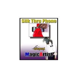 Jeimin Lee Silk Thru Phone (M10)