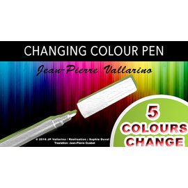 Jean-Pierre Vallarino Color Changing Pen