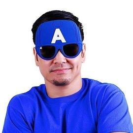 Sun-Staches Captain America Sunstaches