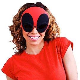 Sun-Staches Deadpool Sunstaches