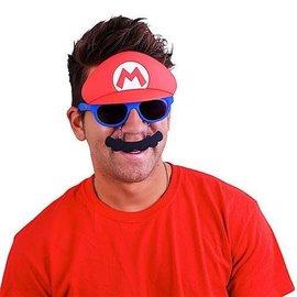 Sun-Staches Super Mario Brothers Mario Sunstaches