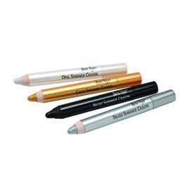 Ben Nye Shimmer Crayon - Silver