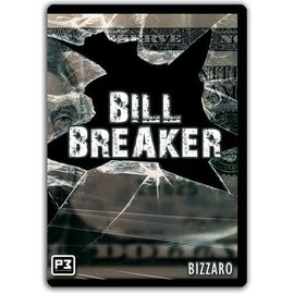 Penguin Magic Bill Breaker by Bizzaro (DVD & Download)