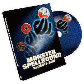 Mott-Sun Monster Spellbound by Mott-Sun