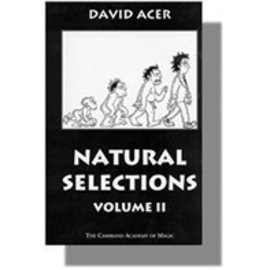 Camirand Academy of Magic Natural Selections #2 book David Acer