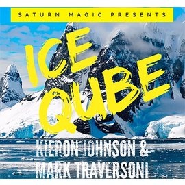 Saturn Magic Ice Qube by Kieron Johnson & Mark Traversoni